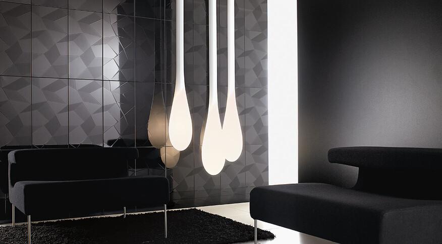 Villeroy & Boch BiancoNero dekor black