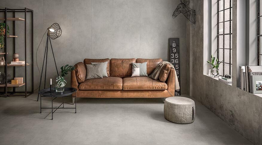 Villeroy & Boch X-Plane Optima Grey Sofa