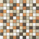 Jasba Terrano farbmix 2x2cm 5905H