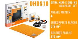 Schlüter DITRA-HEAT-E-DUO-WS 0x0cm DHDS10